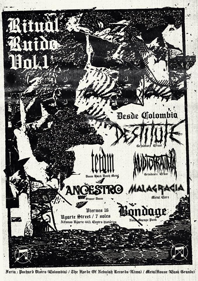 Viernes 16/6 en Trujillo
