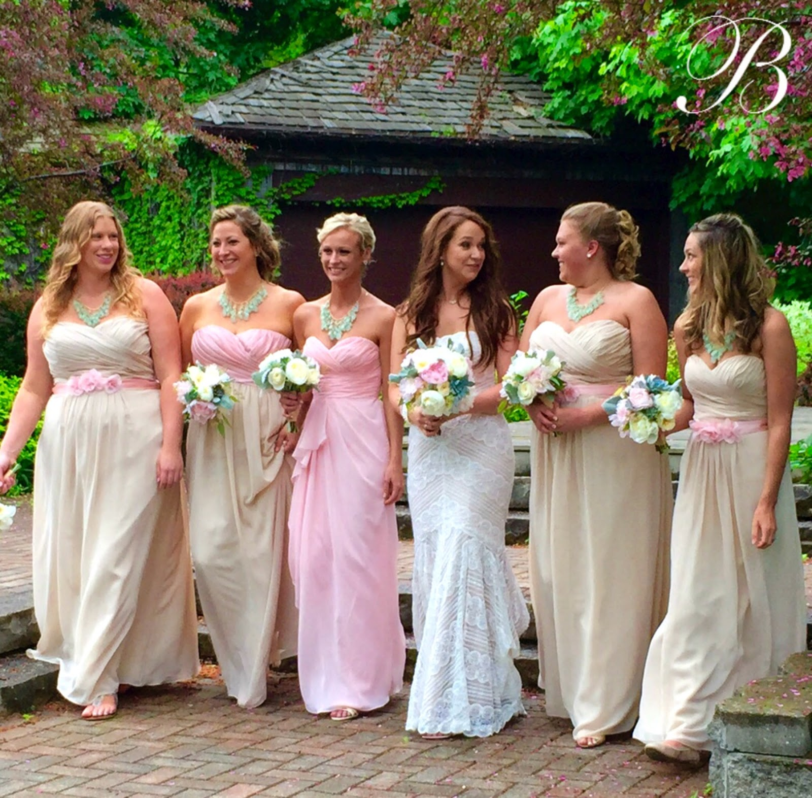 Rain On Your Wedding Day: Bank Of Flowers: Rain On Your Wedding Day Is A Day Of Luck