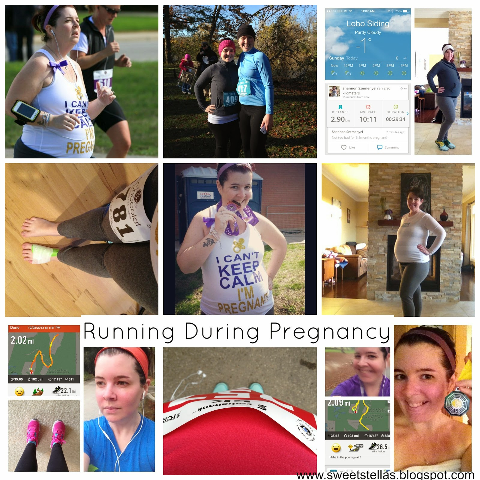 Sweet Stella's: How To Keep Running During #Pregnancy # ...