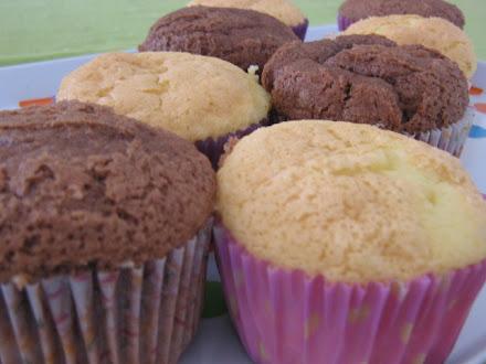 Budín básico o Muffins