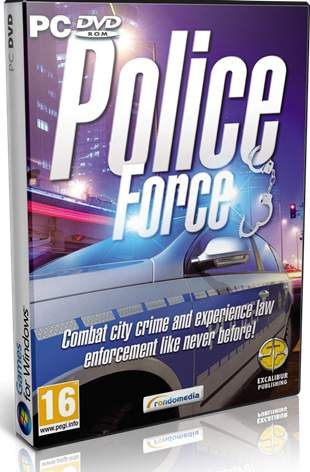 Police Force PC Full Descargar ISO 1 Link 2011 FASiSO