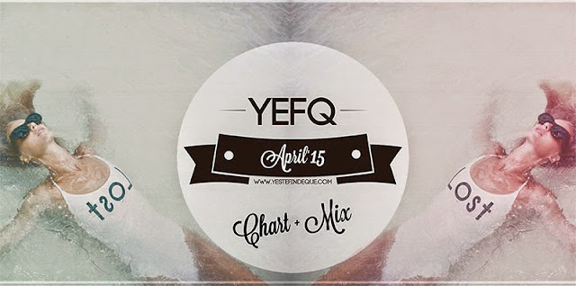 Y Este Finde Qué April´15 Chart+Mix