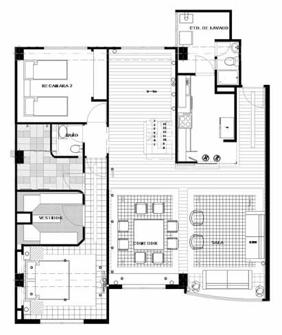 Arquitectura arquidea el estudio de arquitectura joven - Planos de arquitectos ...
