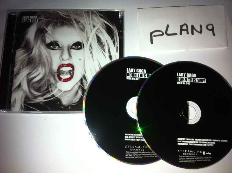 lady gaga born this way deluxe album art. hairstyles styled Lady GaGa