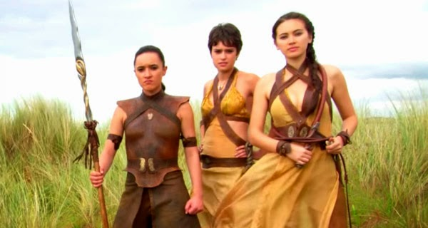 The Sand Snakes - Game of Thrones