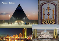 ASTANA - SATANA ..H πρωτεύουσα της NWO και οι υπηρέτες της !!