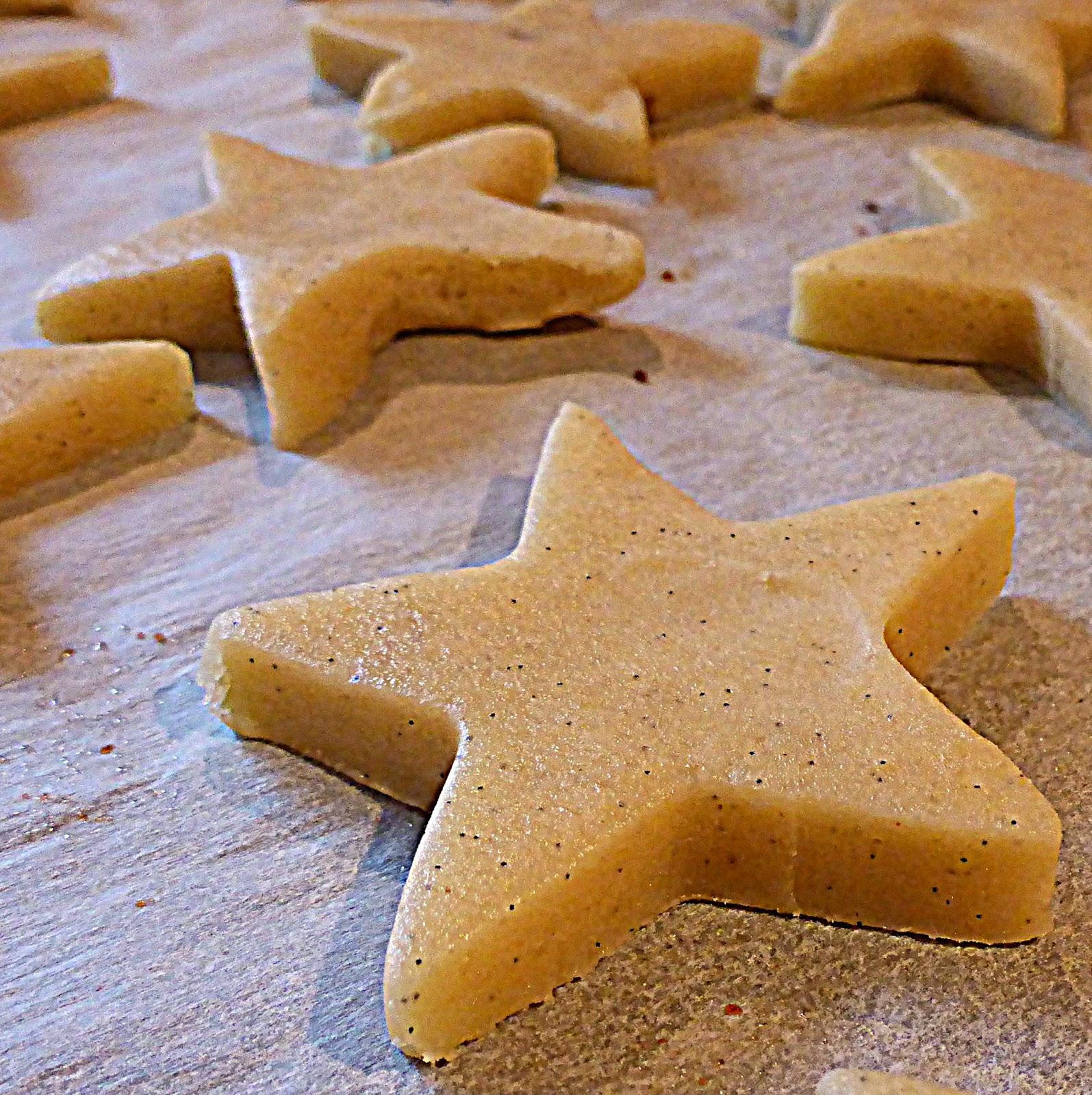 maślane świąteczne ciasteczka