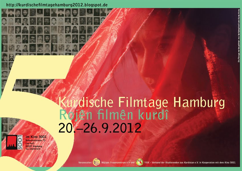 5. Kurdische Filmtage Hamburg 20.–26.09.2012