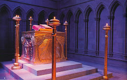 The Altar in The Bryn Athyn Cathedral