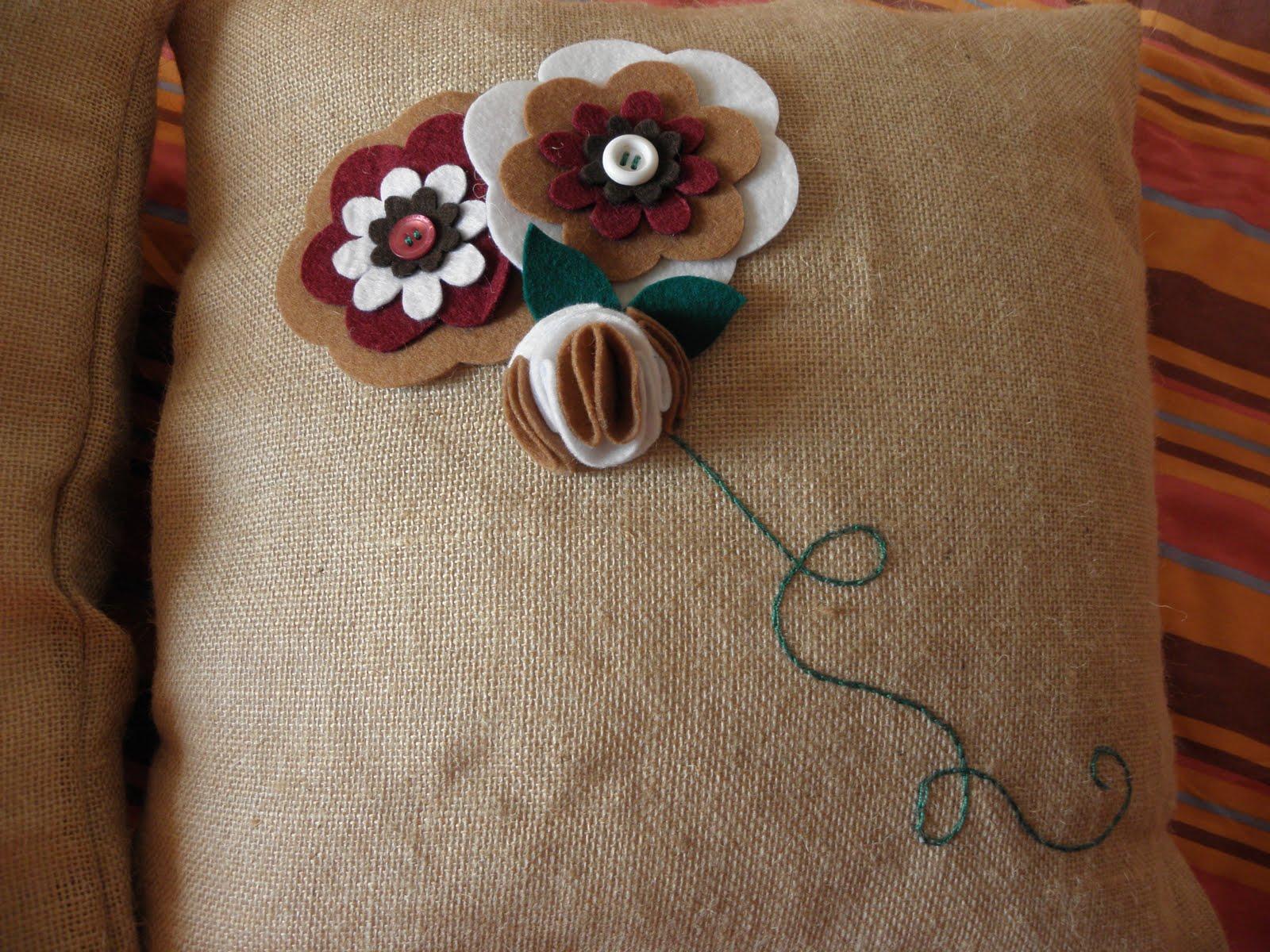 Muecos country en pinterest - Manualidades con tela de saco ...