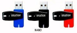 CENTRUM LINK - IMATION NANO FLASH DRIVE