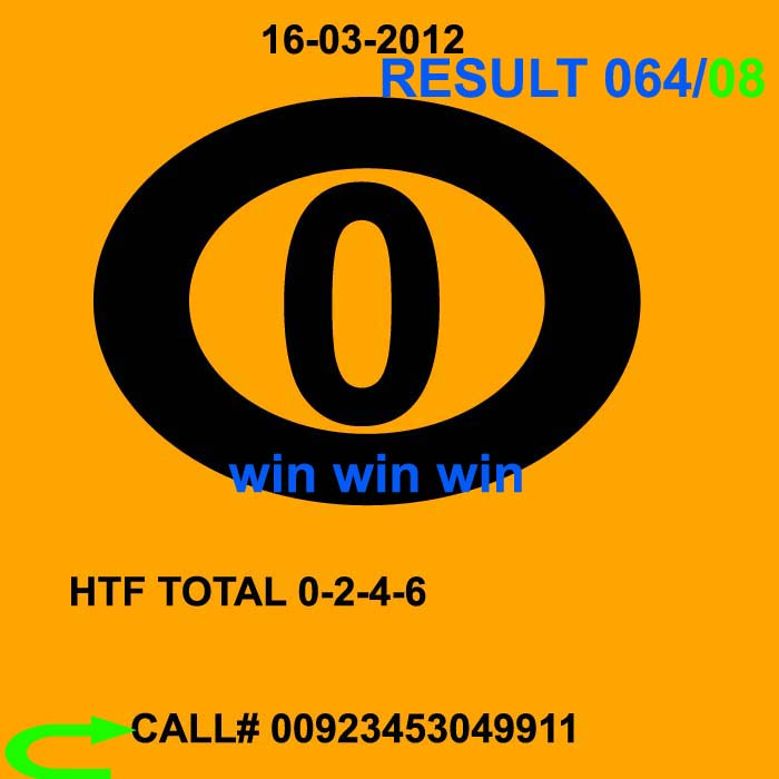 Thai Lottery Tips Results Checker 2011