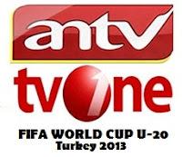 Jadwal Siaran Langsung TV Piala Dunia U20 2013