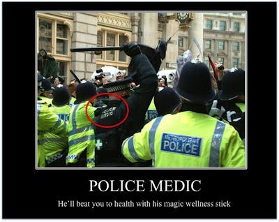 polis lawak