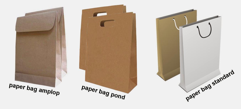 model paper bag