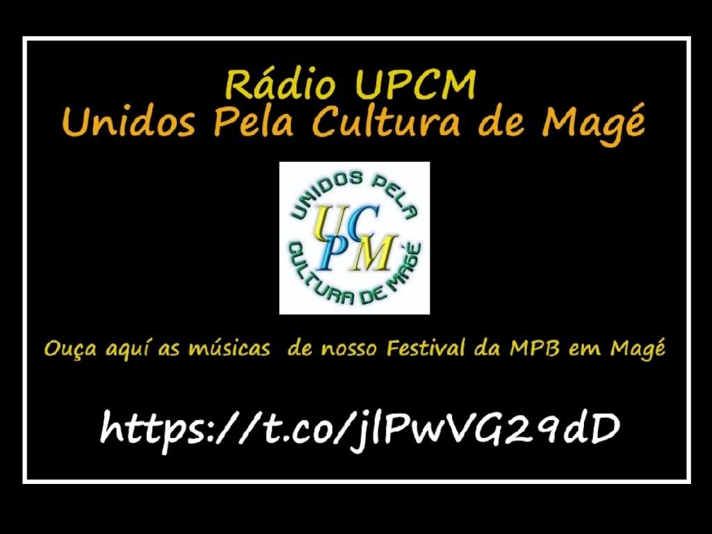 Rádio UPCM-Unidos Pela Cultura de Magé