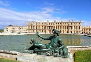 Palacio de Versalhes em Paris