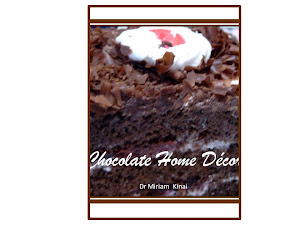 Chocolate Home Decor Book
