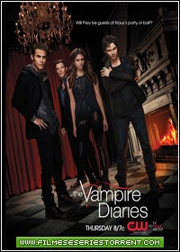 The Vampire Diaries 5ª Temporada Dublado Torrent (2014)