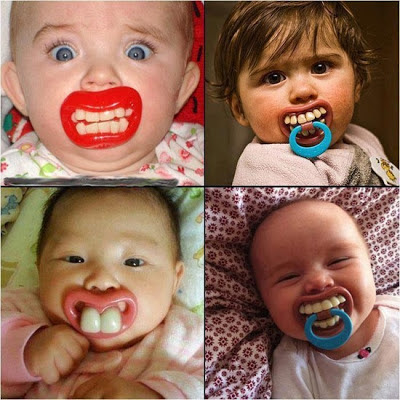 Creative Baby Pacifier