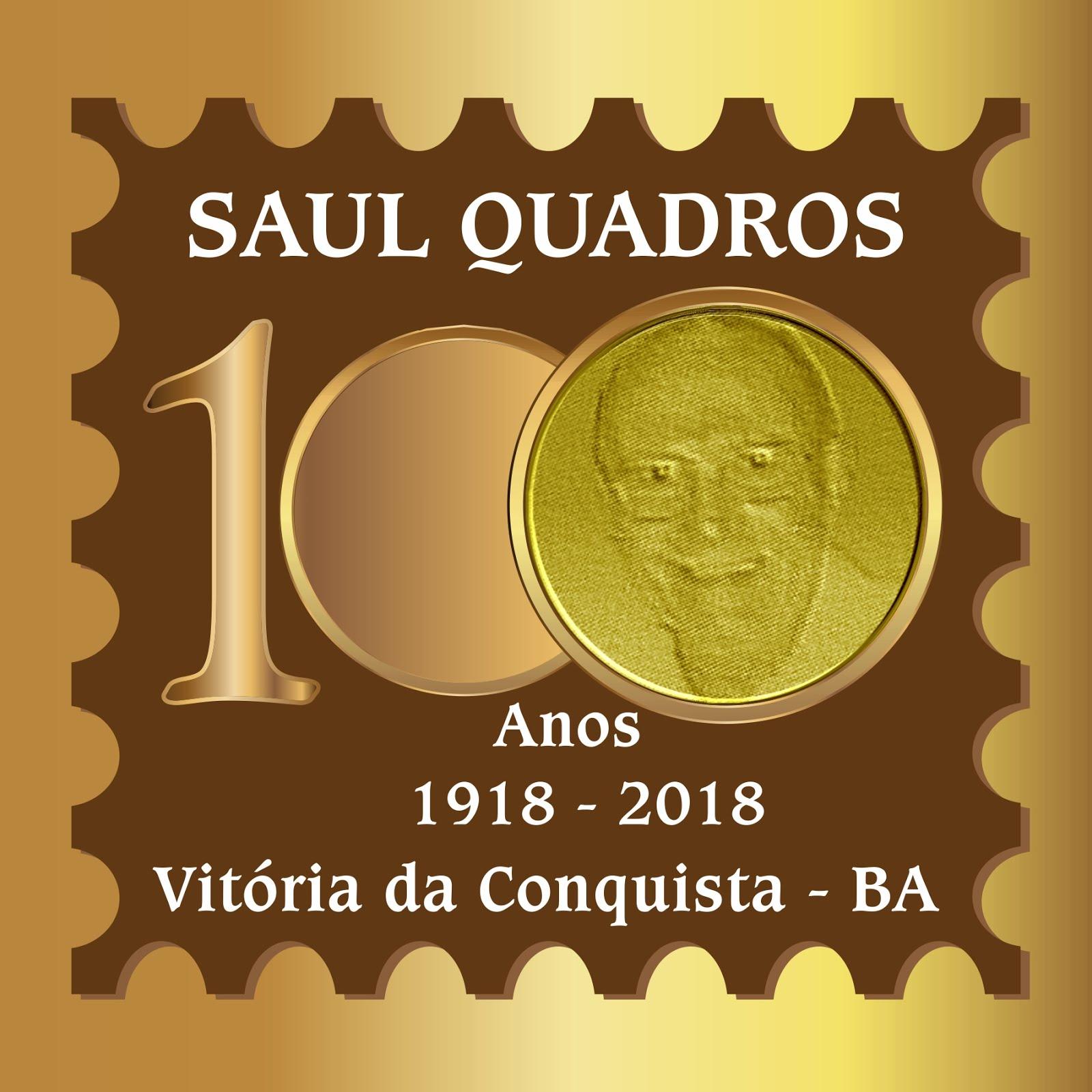 SAUL QUADROS 100 ANOS