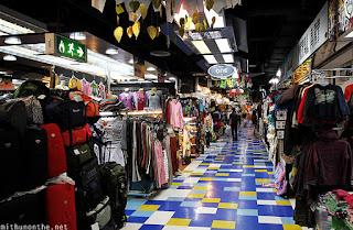 MBK Shopping Mall