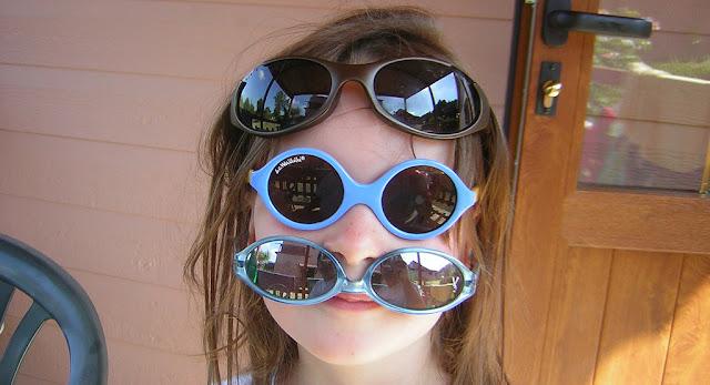 Cómo escoger gafas para niños