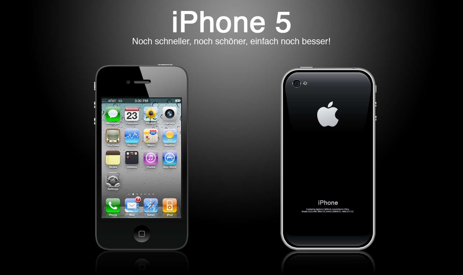 wallpapers if iPhone 5 and review ~ Apple