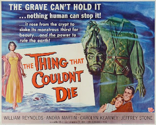 Poster - The Thing That Couldn't Die