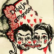 dibujo amoroso