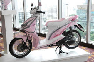 Modifikasi Honda Beat 15