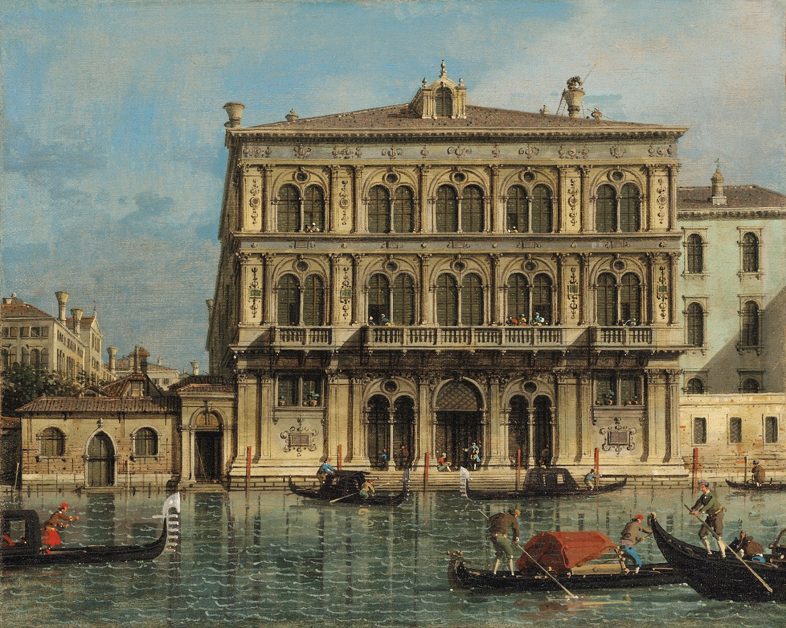 Canaletto Paintings For Sale