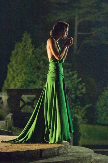 Keira Knightley Atonement Green Dress: Affordable Wedding Dresses - Green Queen