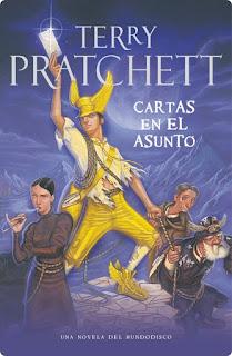 Cartas en el asunto de Terry Pratchett