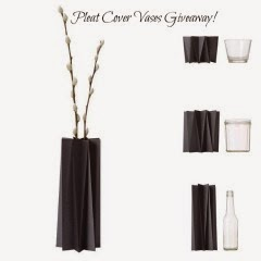 Worldwide - 3 Winners - 5 Vases Each - Choice of Colors - Ends April 26
