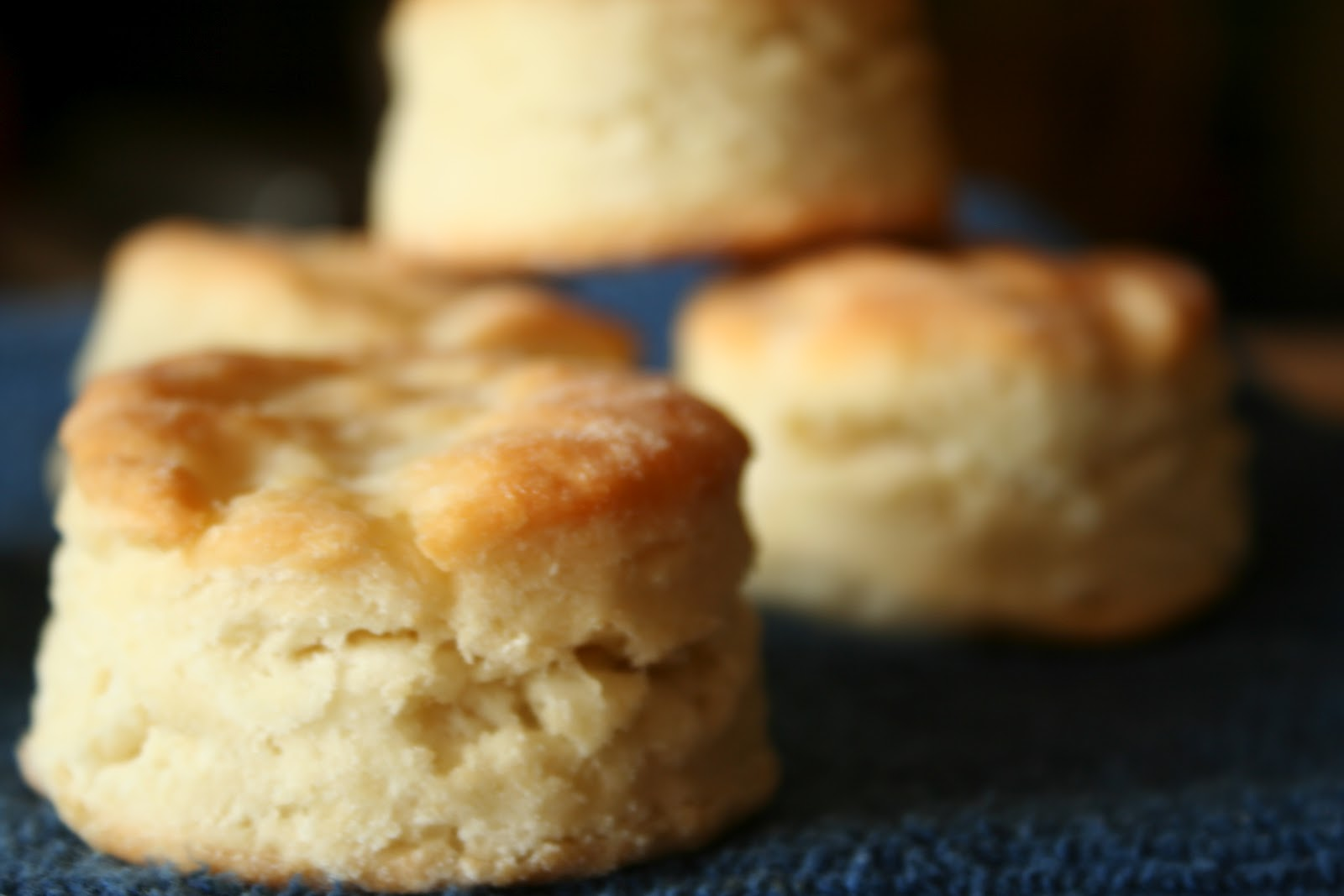 A Full Life: The Brass Ring: Gluten-Free Biscuits