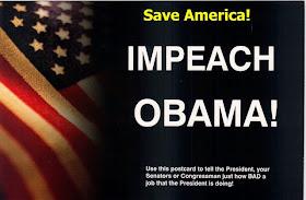 Impeach Obama NOW!