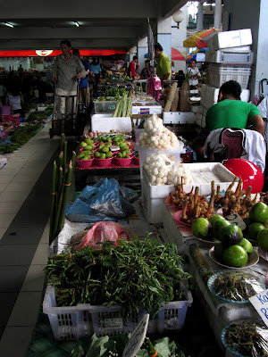 Sibu Market