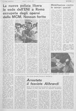 LOTTA CONTINUA 7 OTTOBRE 1978