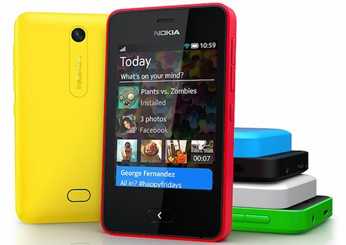Nokia Asha 500, Asha 502 and Asha 503 Specification & Price in Pakistan -