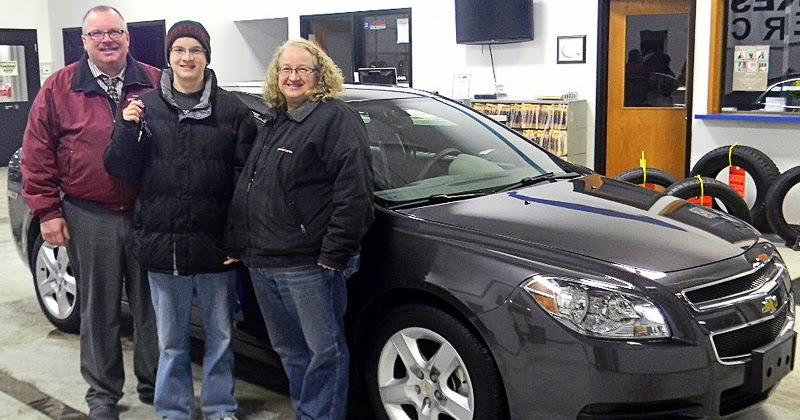 Van Horn Auto Group Blog: Church Auction Winner Receives ...