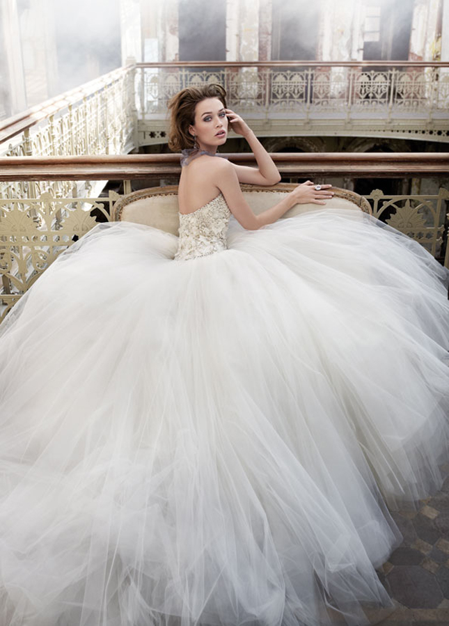 Wedding Dresses Princess Cut - Amore Wedding Dresses