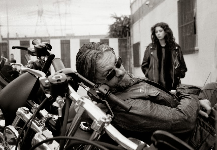 "Tommy Flanagan (Filip ""Chibs"" Telford)"