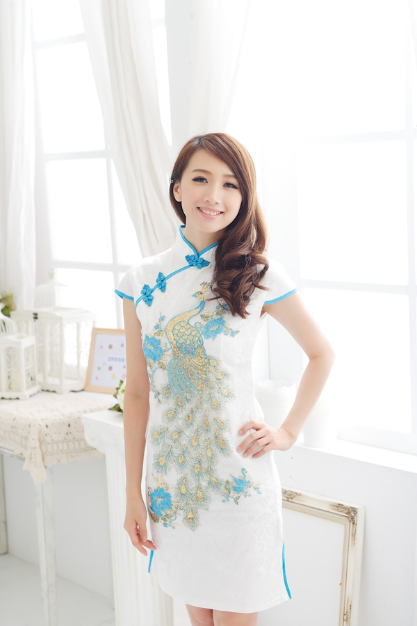 Busana: Dress Cheongsam (BTA-139)