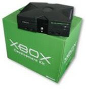 Extremely Rare Black Microsoft Xbox Development Kit