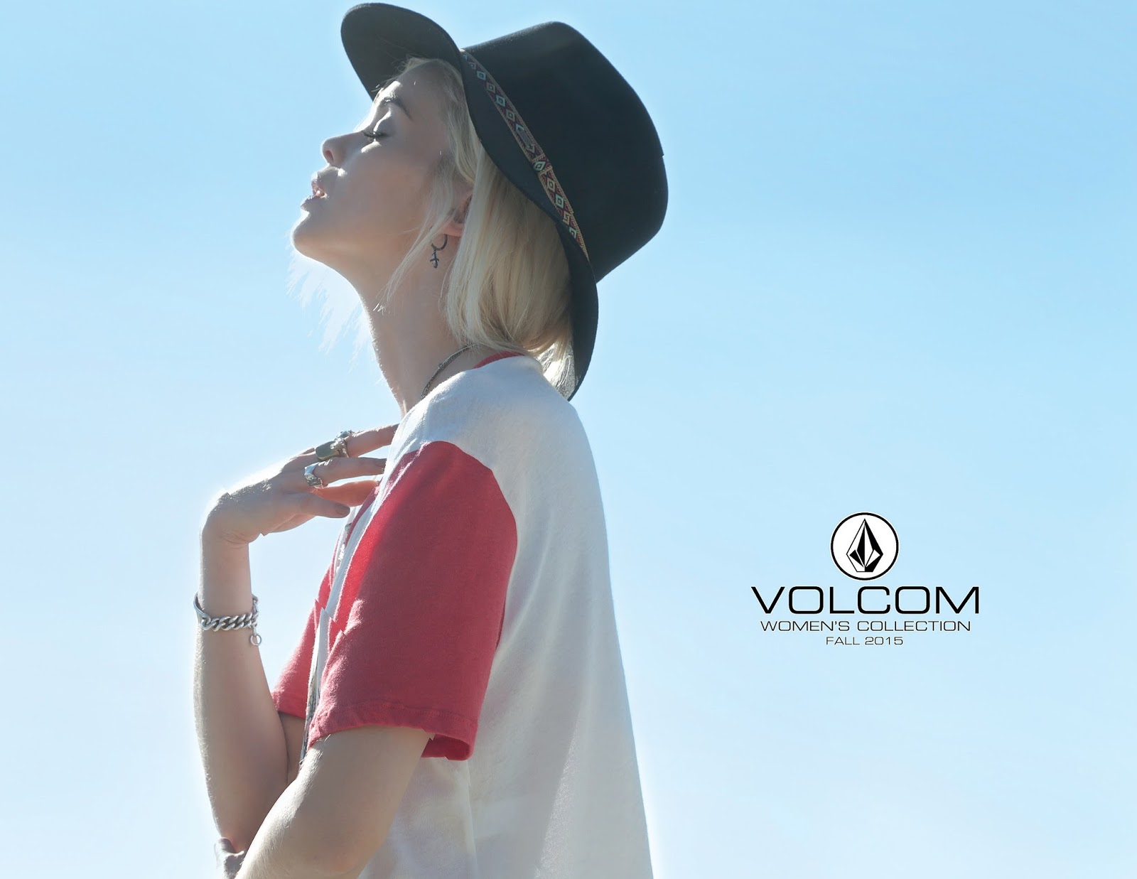 New Volcom Women`s Fall Campaign 2015