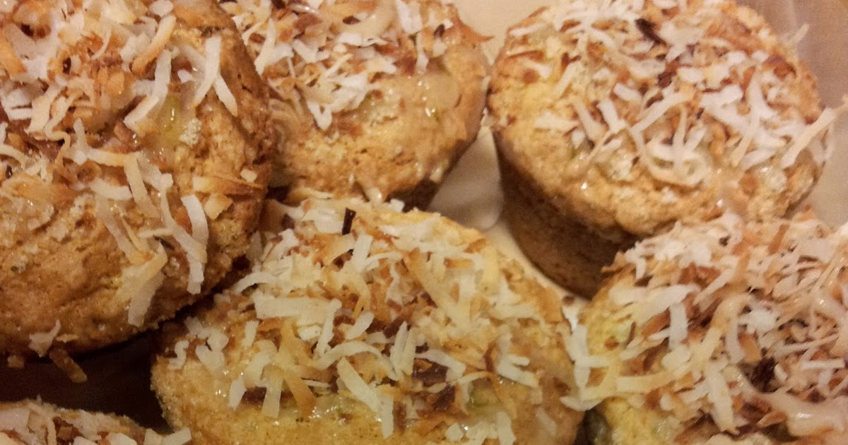 Edible Love: Coconut Key Lime Muffins