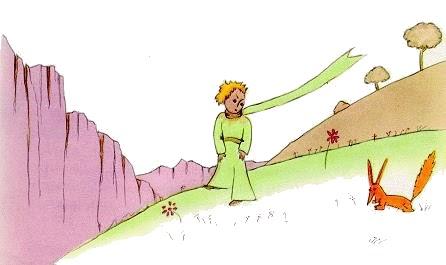 Myśli Odważne Mały Książę Antoine De Saint Exupery
