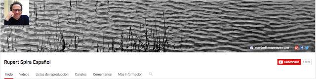 Canal YouTube Rupert Spira Español