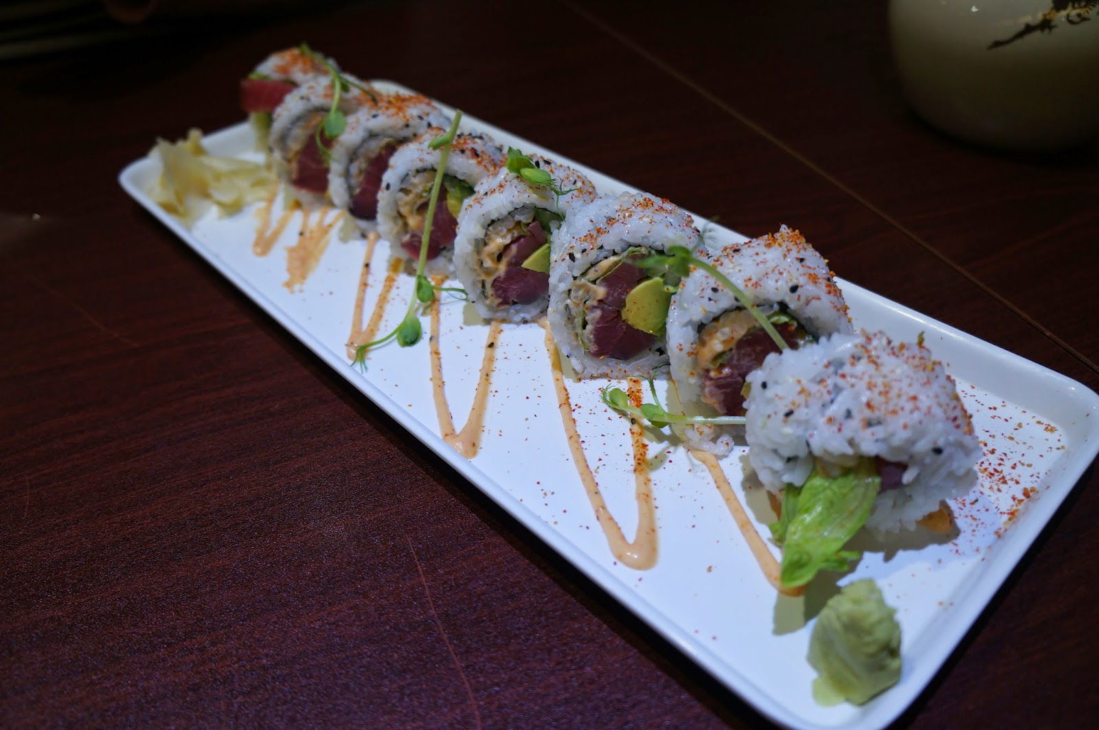 Ministry of gluttony silver sushi willetton western for Asian cuisine willetton